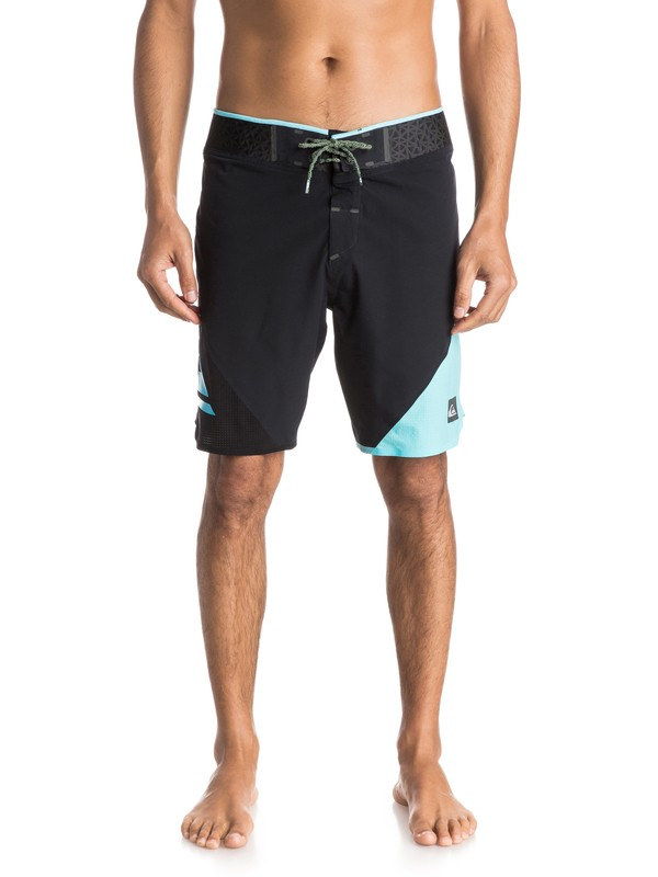 "0 New Wave High 19"" Boardshorts  EQYBS03382 Quiksilver"