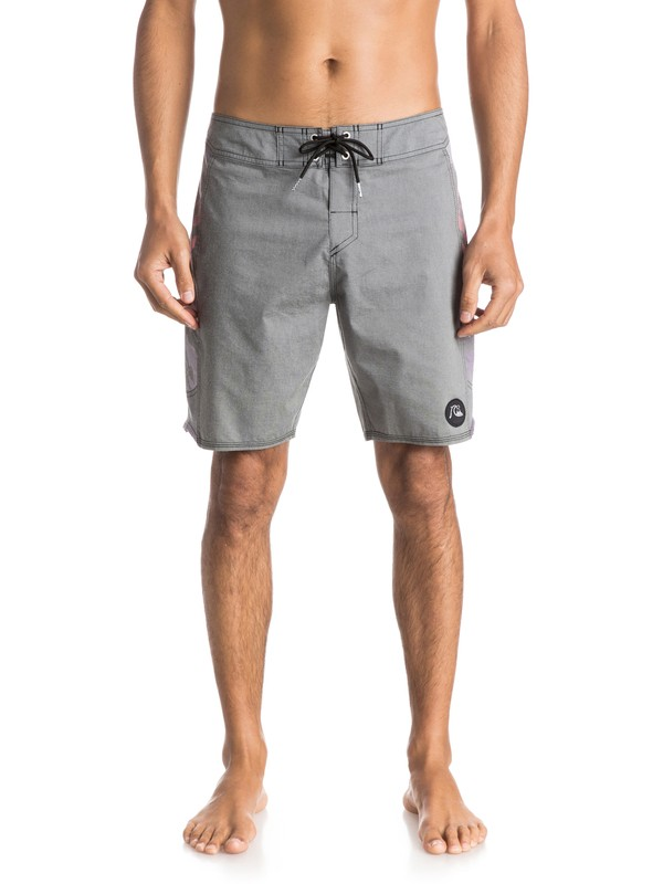 "0 Psych Arch 18"" Boardshorts  EQYBS03383 Quiksilver"