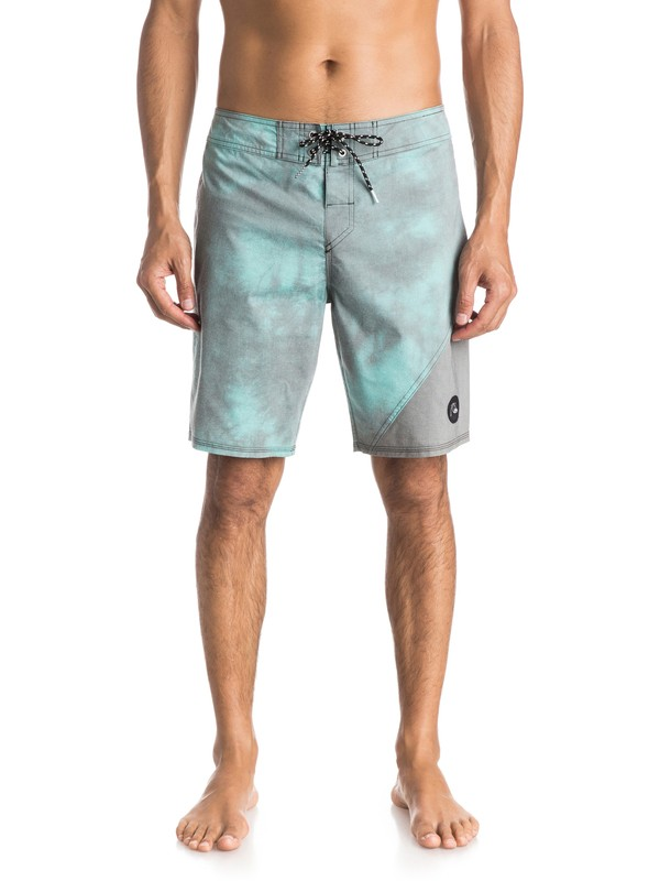 "0 New Wave Acid 19"" Boardshorts  EQYBS03384 Quiksilver"