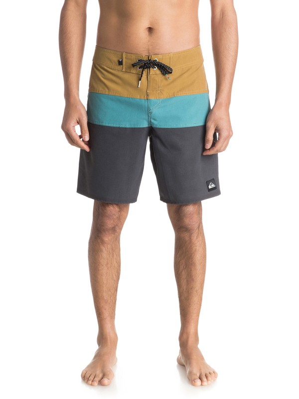 "0 The Panel Vee 19"" - Boardshort  EQYBS03438 Quiksilver"