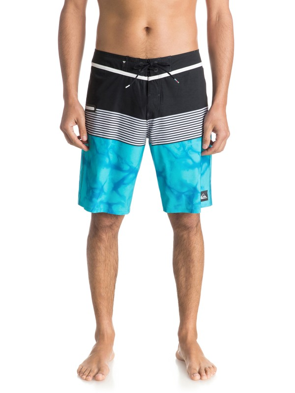 """0 Division Remix Vee 20"""" - Board Shorts  EQYBS03459 Quiksilver"""