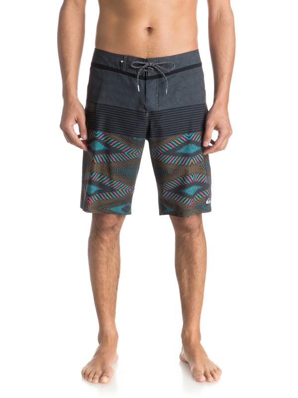 "0 Division Mix Vee 20"" Boardshorts  EQYBS03477 Quiksilver"