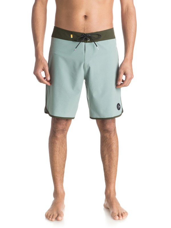 "0 The Scallop 19"" Boardshorts  EQYBS03479 Quiksilver"