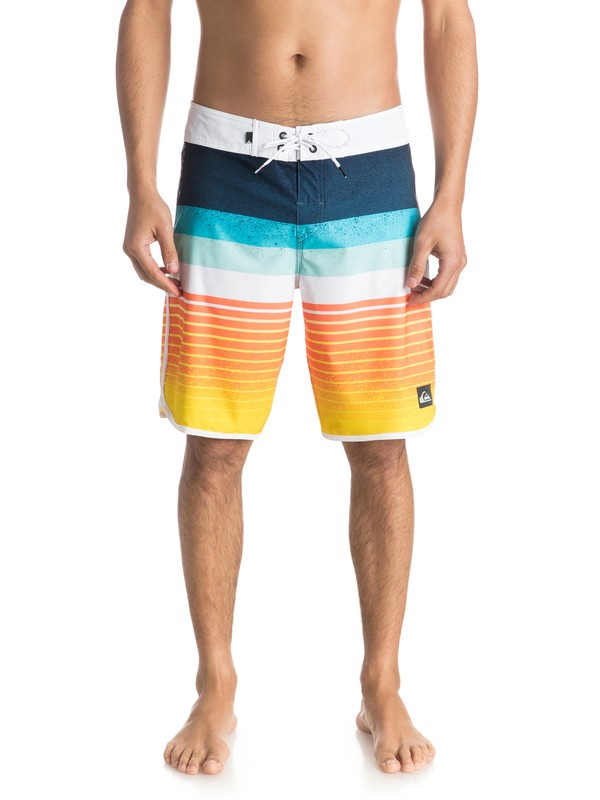 "0 Caliber Scallop 20"" Boardshorts  EQYBS03489 Quiksilver"