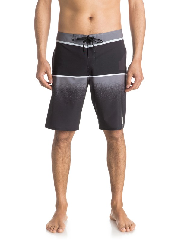 "0 Division Logo Vee 20"" Boardshorts  EQYBS03534 Quiksilver"