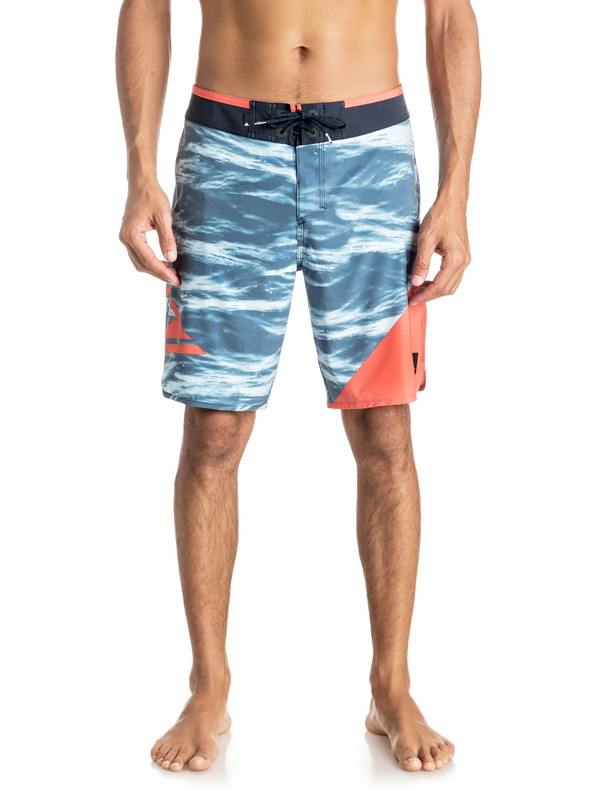 """0 New Wave 19"""" - Board Shorts  EQYBS03569 Quiksilver"""