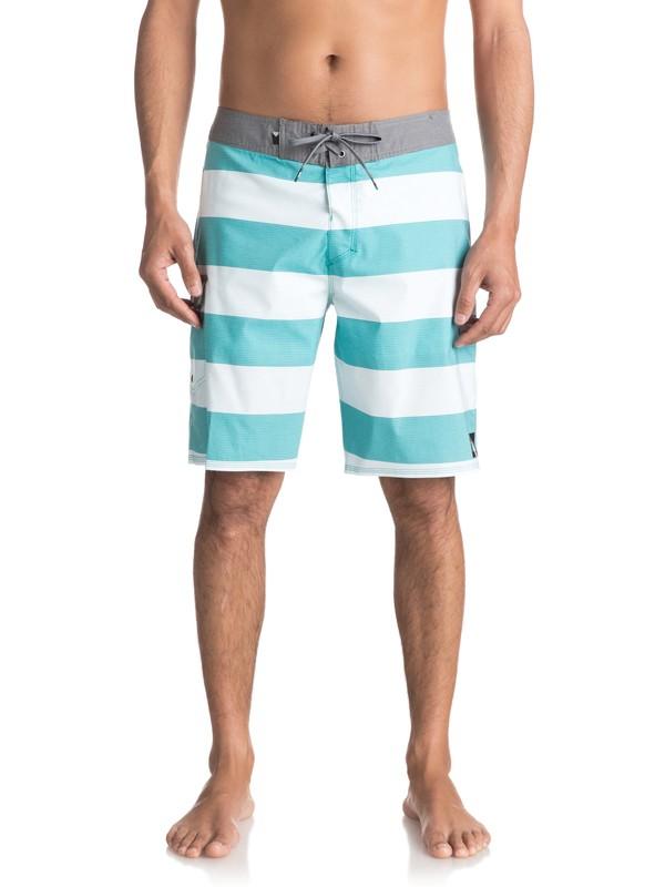 "0 Everyday Brigg Vee 20"" - Board Shorts Blue EQYBS03572 Quiksilver"
