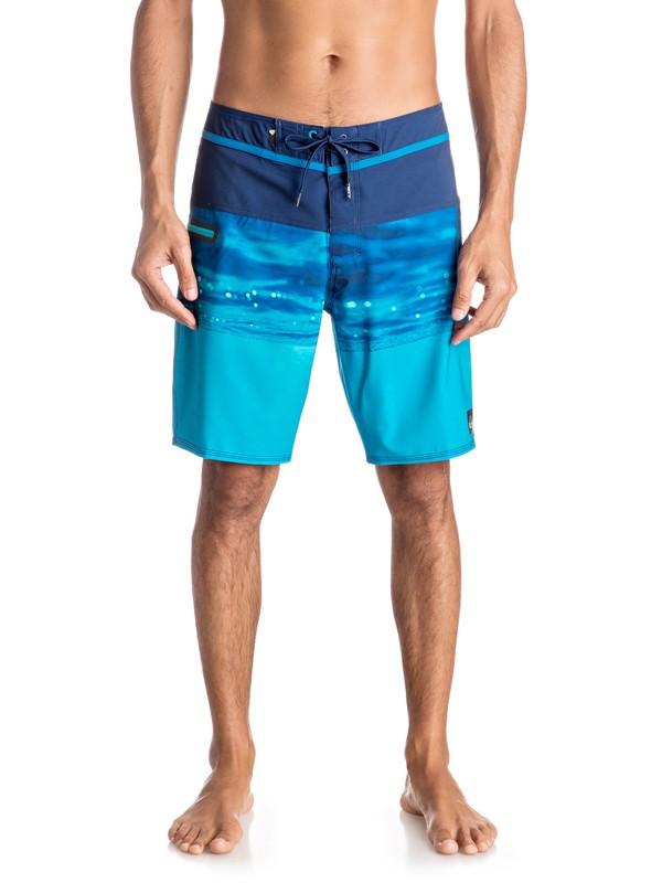 "0 Hold Down Vee 19"" - Board Shorts  EQYBS03580 Quiksilver"