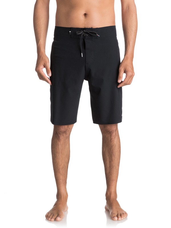 "0 Everyday Kaimana 21"" Boardshorts Black EQYBS03592 Quiksilver"