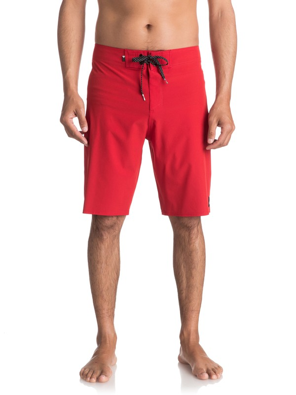 "0 Everyday Kaimana 21"" Boardshorts Red EQYBS03592 Quiksilver"