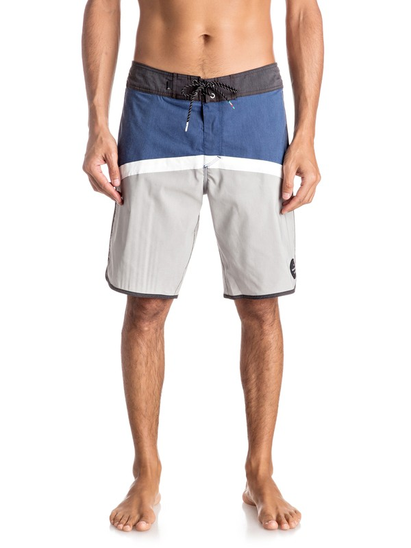 "0 Crypto Scallop 20"" Boardshorts  EQYBS03595 Quiksilver"