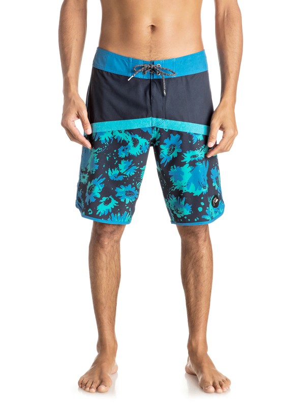 "0 Crypt Scallop 20"" Boardshorts  EQYBS03600 Quiksilver"