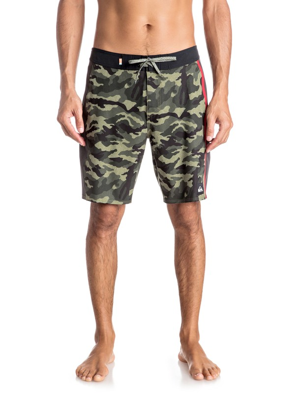 "0 Disrupt Arch 19"" Boardshorts  EQYBS03601 Quiksilver"