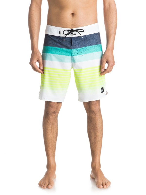 "0 Caliber Scallop 19"" Boardshorts  EQYBS03605 Quiksilver"