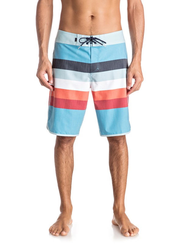 "0 Seasons Scallop 20"" - Board Shorts  EQYBS03615 Quiksilver"