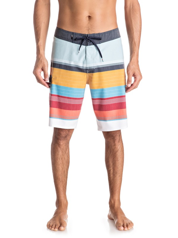 """0 Swell Vision Vee 20"""" - Board Shorts  EQYBS03630 Quiksilver"""