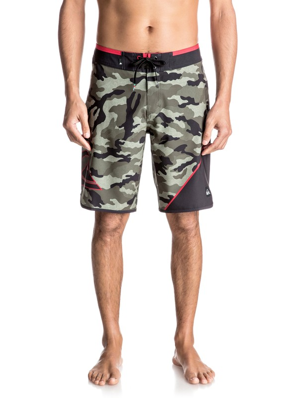 "0 New Wave Hi 20"" Boardshorts  EQYBS03705 Quiksilver"