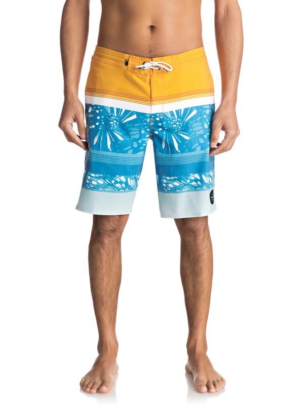 "0 Swell Vision 20"" Beachshorts  EQYBS03707 Quiksilver"