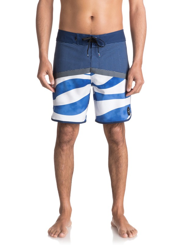 "0 Crypto Heatwave 18"" - Board Shorts for Men  EQYBS03750 Quiksilver"