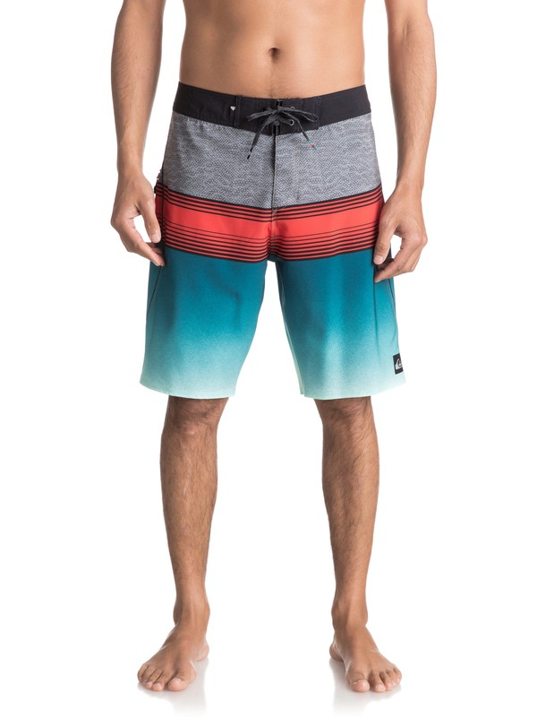 """0 Division Fade 21"""" Boardshorts  EQYBS03752 Quiksilver"""