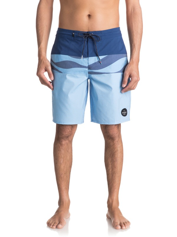 0 HEATWAVE BLOCKED BEACHSHORT 20  EQYBS03772 Quiksilver