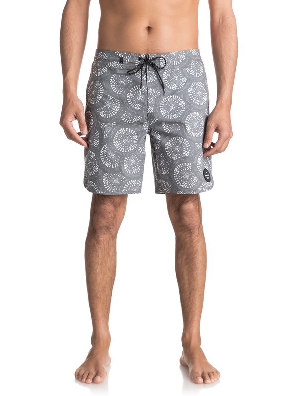 "0 Variable 18"" - Beachshorts Schwarz EQYBS03780 Quiksilver"