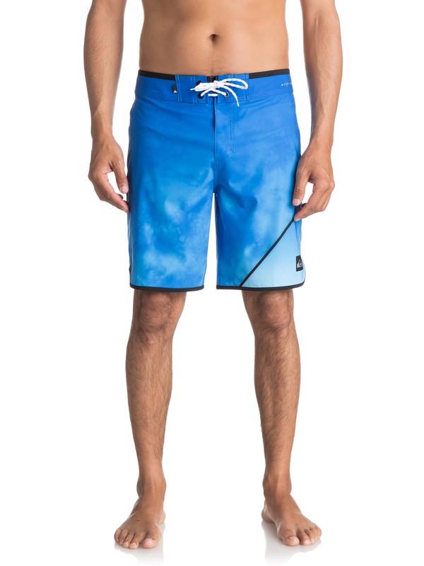 "0 Hombres Boardshorts de 19""  New Wave  EQYBS03810 Quiksilver"