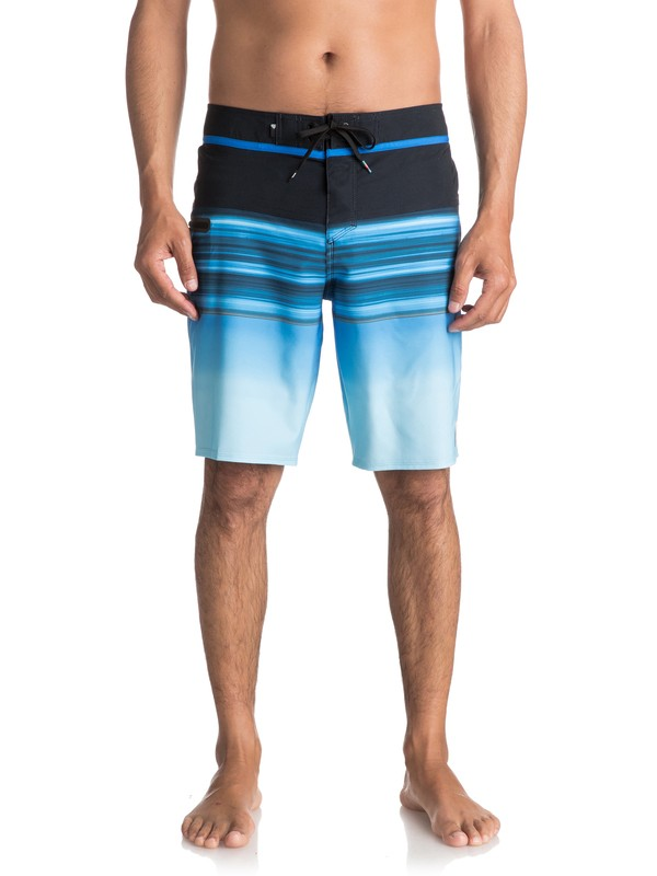 "0 Men's Hold Down Vee 20"" Boardshorts  EQYBS03816 Quiksilver"