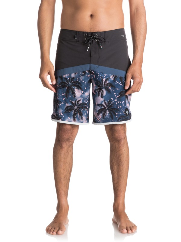 "0 Crypt Scallop 20"" - Board Shorts  EQYBS03824 Quiksilver"