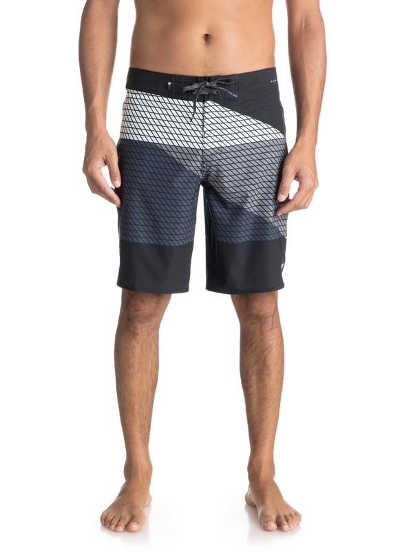 "0 Highline Slash 20"" Boardshorts Black EQYBS03849 Quiksilver"