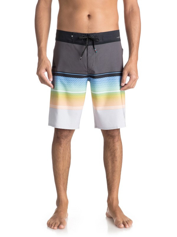 "0 Highline Slab 20"" - Board Shorts for Men Blue EQYBS03858 Quiksilver"