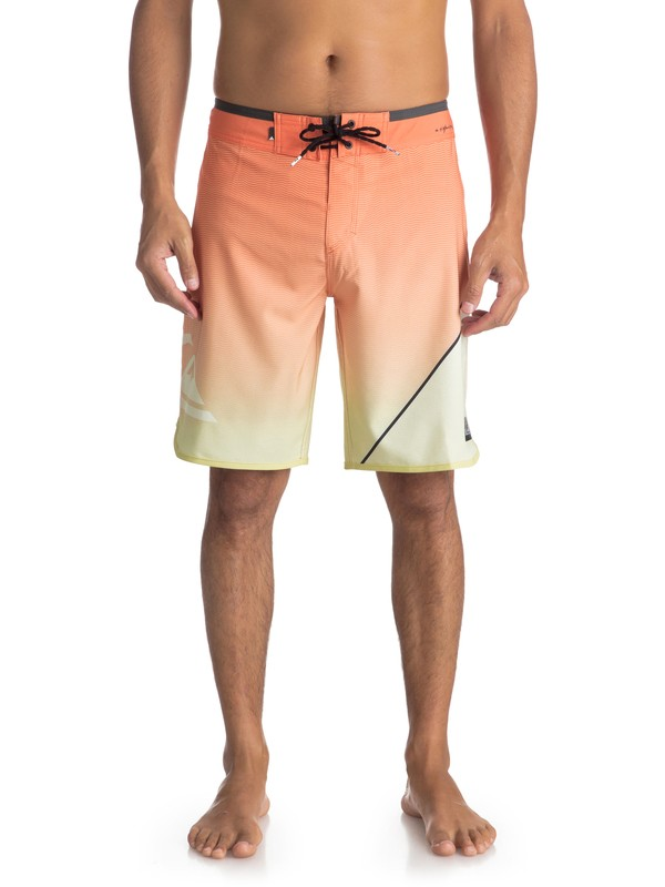 "0 Highline 20"" - Boardshorts Orange EQYBS03861 Quiksilver"