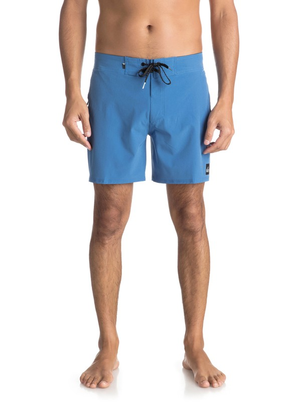 "0 Highline Kaimana 16"" - Board Shorts Blue EQYBS03877 Quiksilver"