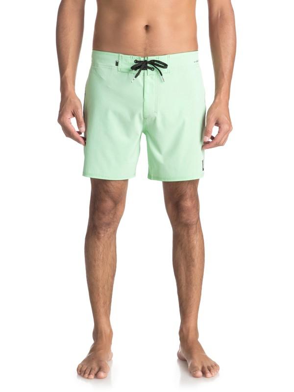 "0 Highline Kaimana 16"" - Board Shorts Green EQYBS03877 Quiksilver"