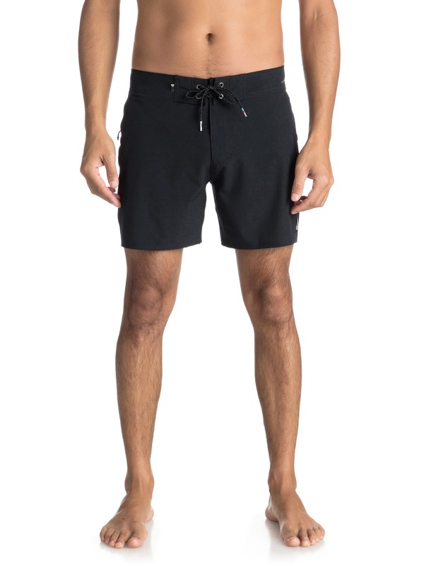 "0 Highline Kaimana 16"" - Board Shorts Black EQYBS03877 Quiksilver"