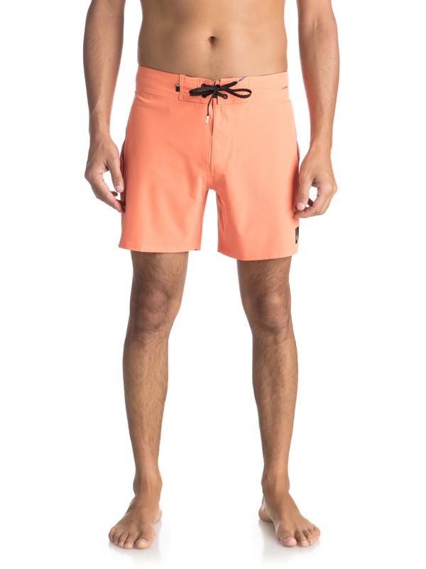 """0 Highline Kaimana 16"""" - Boardshorts für Männer Orange EQYBS03877 Quiksilver"""