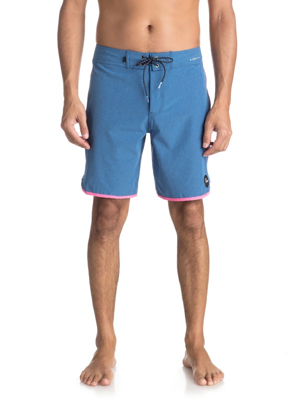 "0 Highline Scallop 19"" Boardshorts  EQYBS03885 Quiksilver"