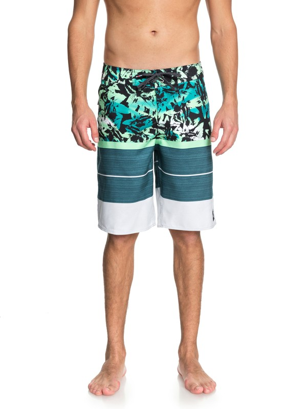 "0 Slab Island 21"" - Board Shorts Blue EQYBS03902 Quiksilver"