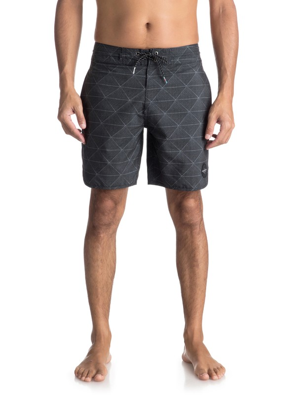 "0 Variable 18"" - Beachshorts Schwarz EQYBS03907 Quiksilver"