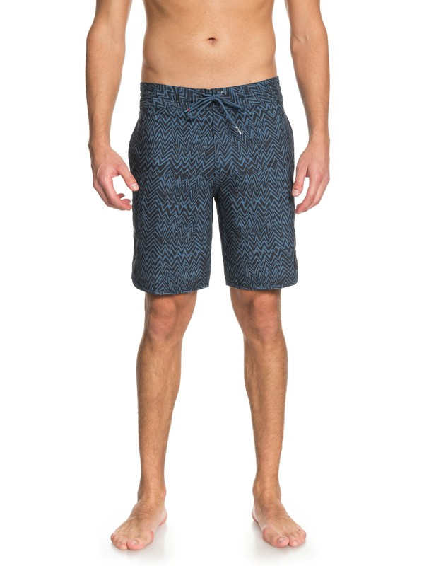 0 VARIABLE BEACHSHORT 19 Azul EQYBS03908 Quiksilver
