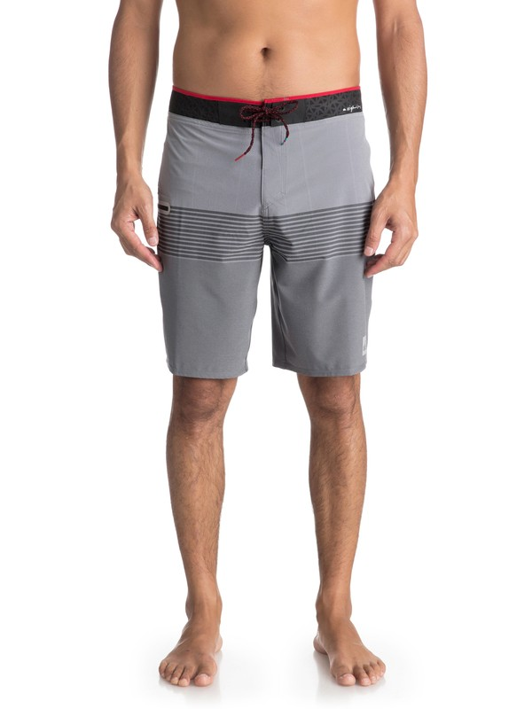 "0 Highline Division Blend 20"" - Boardshorts Black EQYBS03920 Quiksilver"