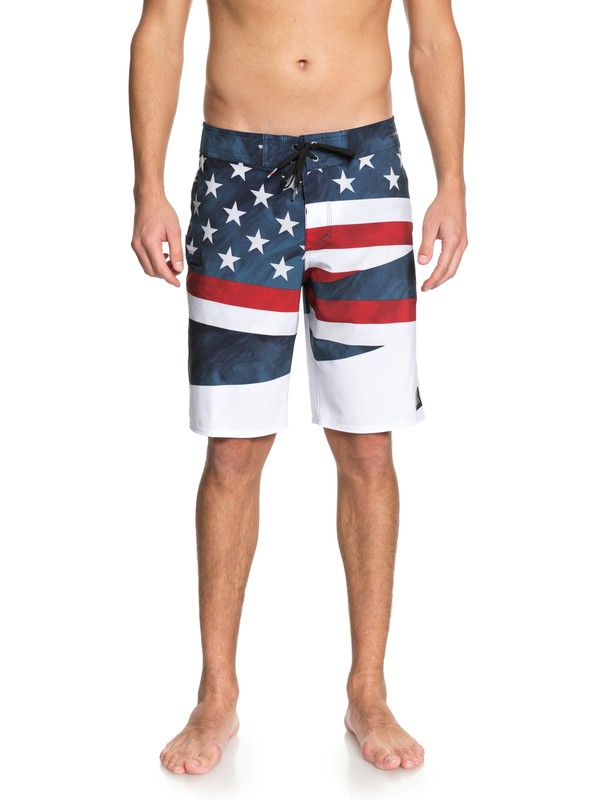 "0 Highline Freedom 20"" - Boardshorts Blue EQYBS03946 Quiksilver"