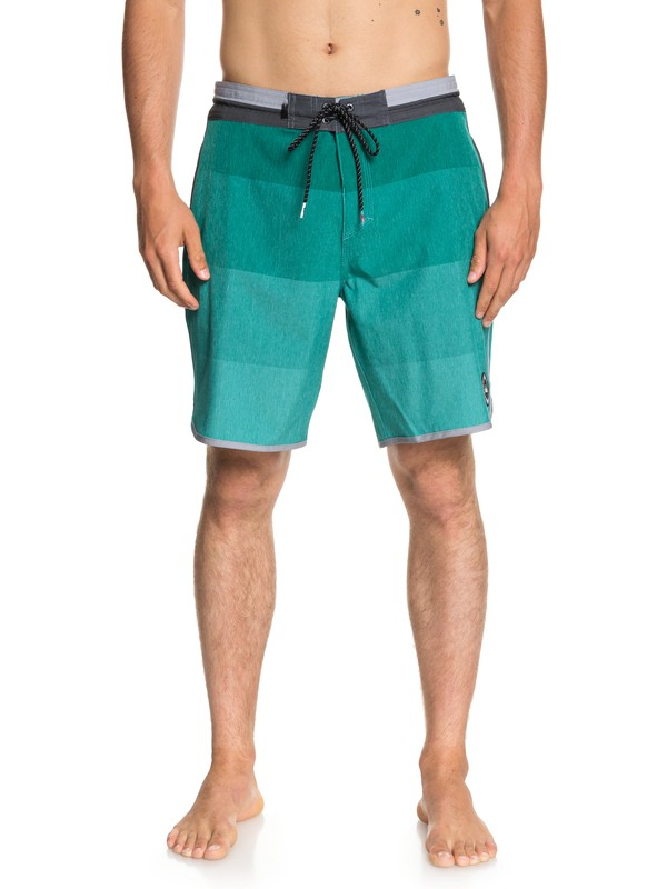 "0 Vista 19"" Beach Shorts Blue EQYBS03964 Quiksilver"