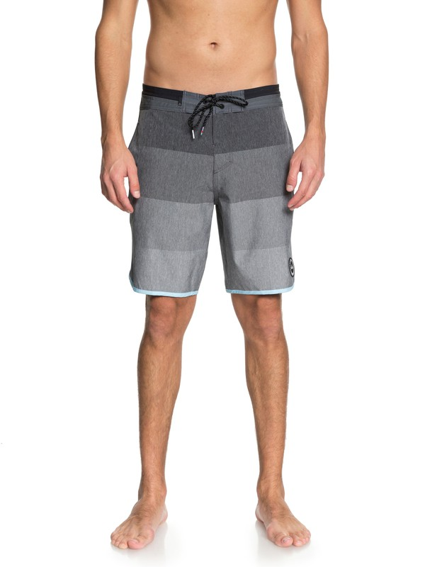 "0 Vista 19"" Beach Shorts Black EQYBS03964 Quiksilver"