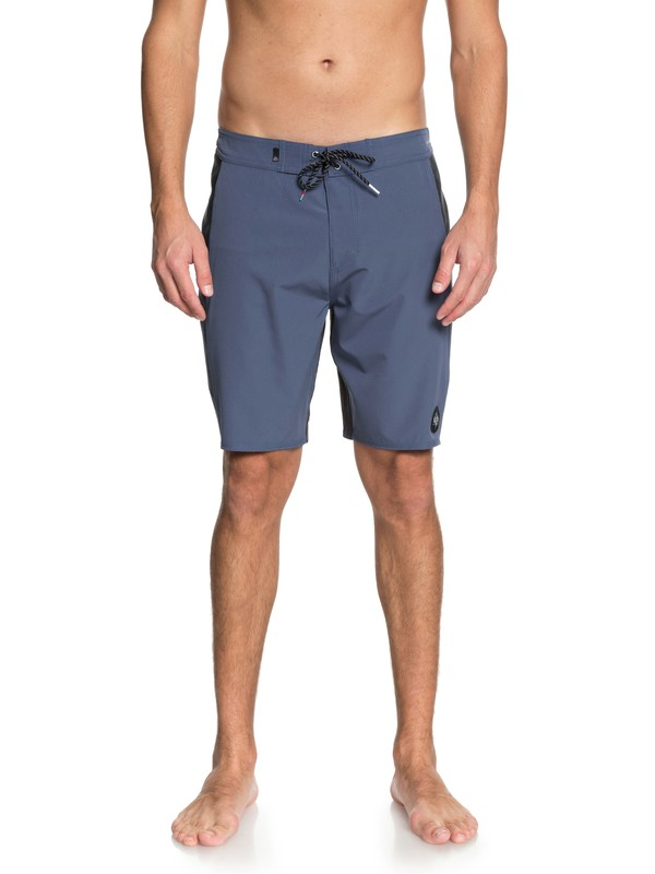 "0 Highline Neo Arch 19"" - Boardshorts Blue EQYBS03966 Quiksilver"
