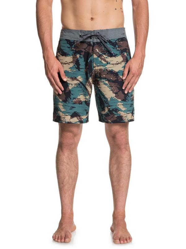 "0 Highline Variable 18"" - Board Shorts for Men Green EQYBS03996 Quiksilver"