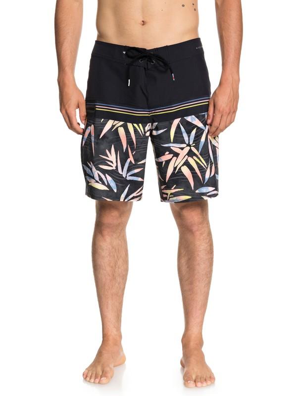 """0 Highline Flame Arch 18"""" - Board Shorts para Hombre Negro EQYBS04010 Quiksilver"""