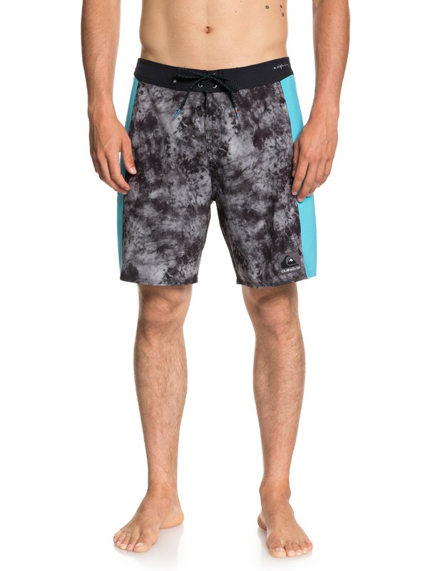 "0 Highline Omni Arch 18"" - Board Shorts for Men Black EQYBS04012 Quiksilver"