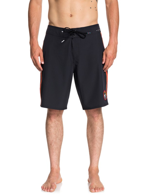 "0 Highline Hawaii 20"" Boardshorts Black EQYBS04052 Quiksilver"