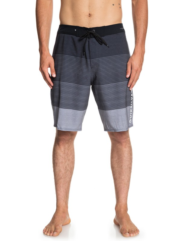 "0 Highline Massive 20"" Boardshorts Black EQYBS04086 Quiksilver"